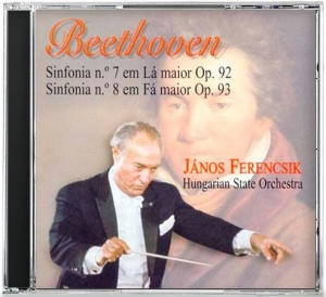 Beethoven 9 sinfonias - 7/8