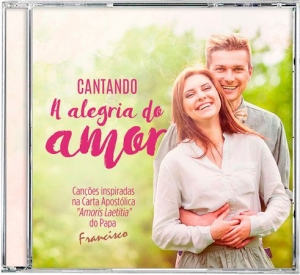 Cantando a alegria do amor - CD