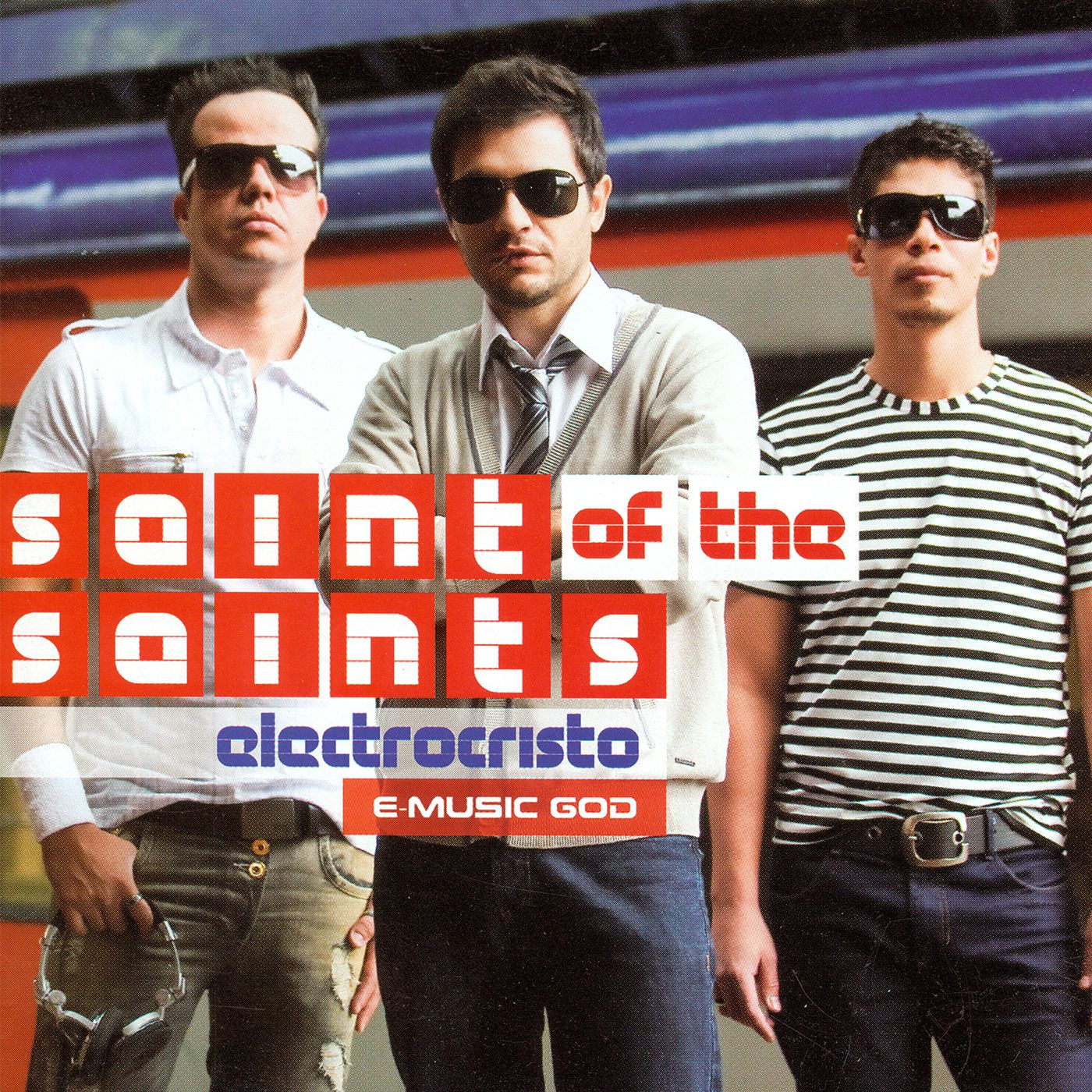 Saint of the saints - Electrocristo e-music God